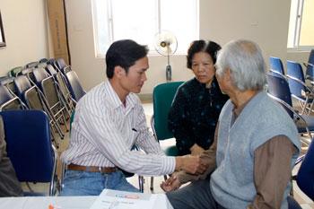 DUO VITAL với UBND P.Thành Công