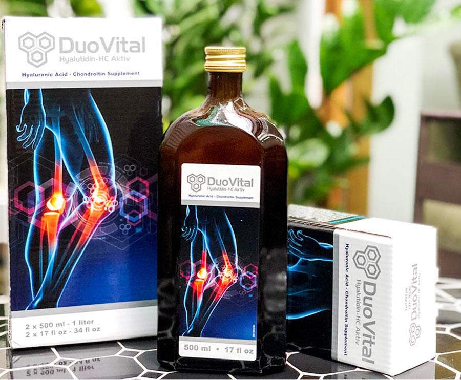 Sản phẩm Duo Vital – Chi tiết – Công dụng – Mức Giá